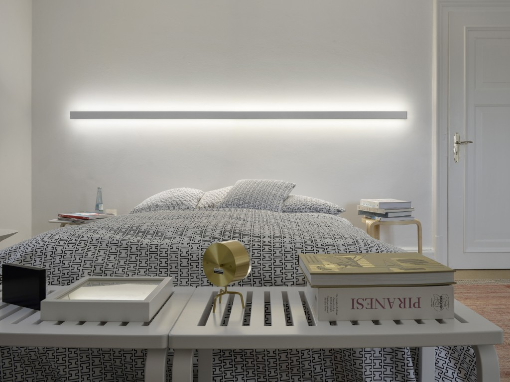 ... Design By Michel Charlot Belux InLine LED Linear Lighting ...