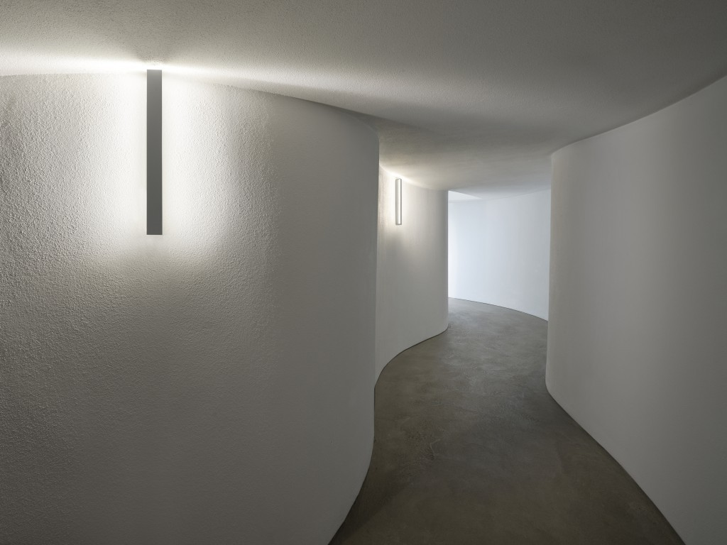 Design by michel charlot  Belux InLine LED linear lighting